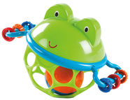 Oball Jingle And Shake Pal Frogball 10063
