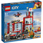 LEGO City Fire Fire Station 60215