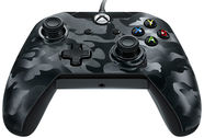 Pdp Stealth Series Wired Controller Phantom Black Camo