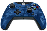Pdp Stealth Series Wired Controller Revenant Blue Camo