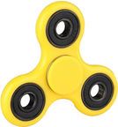 Mocco Fidget Spinner MC-FINGSP-BAS Yellow