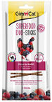 Gimborn GimCat Superfood Duo-Sticks With Chicken & Forest Berries 3pcs
