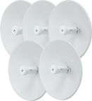 Ubiquiti PowerBeam PBE-5AC-Gen2 5-Pack