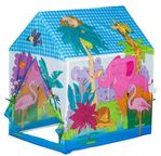 EcoToys Zoo Playground Tent House