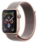 Apple Watch Series 4 44mm Aluminum Gold/Pink Sand Loop