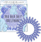 Invisibobble Circus Collection Original Hair Ring 3pcs Bad Hair Day Irrelephant