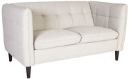 Home4you Sofa Melrose-2 Light Gray 20605