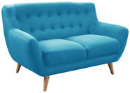 Home4you Sofa Rihhana-2 Blue 28601