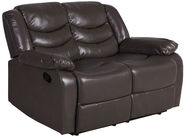 Home4you Sofa Dixon-2 Brown 21537