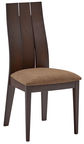 Home4you Chair Tifany Brown 21906