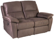 Home4you Sofa Luna-2 Brown 16735