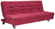 Home4you Sofa Bed Rio Red 11613