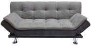 Home4you Sofa Bed Roxy Gray/Dark Gray 11686
