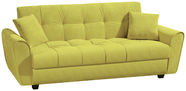 Home4you Sofa Bed Fiesta Yellow 11677