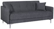 Home4you Sofa Bed Logan Gray 11598