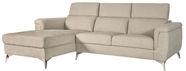 Home4you Corner Sofa Skandi LC Beige 20523