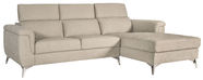 Home4you Corner Sofa Skandi RC Beige 20524