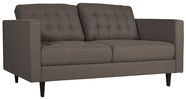 Home4you Sofa Spencer-3 Brown 21605