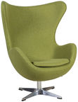 Home4you Armchair Grand Star Green 39013