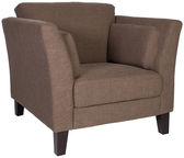 Home4you Armchair Milford Brown 28047