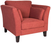 Home4you Armchair Milford Red Wine 28046