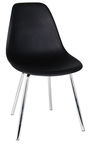 Verners Chair Betia Black 557950