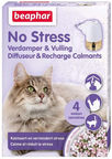 Beaphar No Stress Cat Diffuser & Refill 30ml
