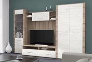 BogFran Wall Unit Venecia White Oak