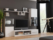 Cama Meble Wall Unit Nick White