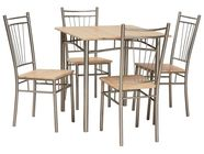 Signal Meble Dining Room Set Fit Sonoma Oak