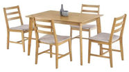 Halmar Dining Room Set Cordoba Light Oak