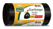 Paclan Bee Smart Waste Bags 35l 50pcs Black