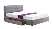 Halmar Bed Merida 160x200cm Grey