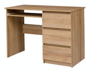Maridex Writing Desk Cosmo C09 Sonoma Oak