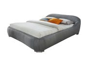 Signal Meble Bed Pandora 160x200cm Gray