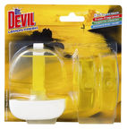 Dr.Devil WC Block Lemon Fresh Liquid 3x55ml