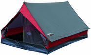 High Peak Mini Pack 2P Grey/Red 10053