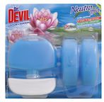 Dr.Devil WC Block Neutro Effect Lotus Lagoon Liquid 3x55ml