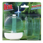 Dr.Devil WC Block Natur Fresh Liquid 3x55ml