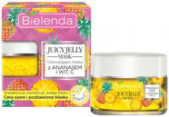 Bielenda Juicy Jelly Mask Refreshing With Pineapple And Vitamin C 50g