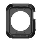 Spigen Rugged Armor Case For Apple Watch 3/2/1 42mm Black