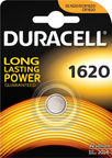 Duracell Long Lasting Power Lithium Tablet Battery CR1620
