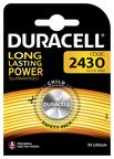 Duracell Long Lasting Power Lithium Tablet Battery CR2430