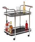 Halmar Bar Table Bar7 Black