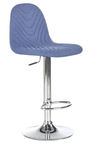 Halmar H-82 Bar Stool Blue