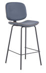 Halmar H-84 Bar Stool Blue