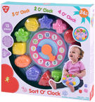 PlayGo Sort O'Clock 1748