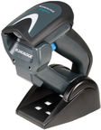 Datalogic Gryphon I GM4400 2D Barcode Scanner Kit Black