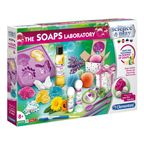 Clementoni Science & Play The Soaps Laboratory 50546