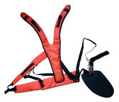 SN VG195 Right Side Harness Red